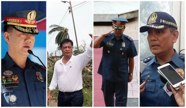 Duterte did not break the law in shaming PNP generals