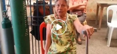 Nakakatawa talaga! This funny lola made a lot of netizens laugh with her witty jokes