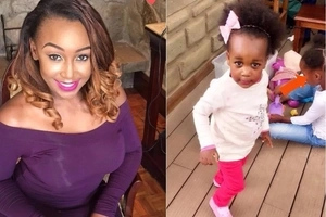 You couldn't have guessed it: KTN's Betty Kyallo spills the toughest bit about being a celebrity mum