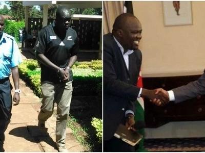 Robert Alai akamatwa na maafisa wa polisi alipokuwa njiani akielekea Siaya kwa mazishi ya Chris Msando