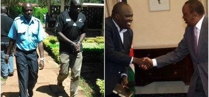 Controversial blogger Robert Alai arrested for publishing sensitive story