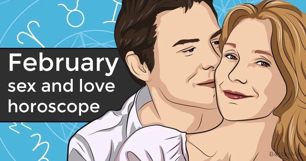 February sex and love horoscope
