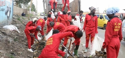 We want our jobs back to end muggings in Nairobi - fired Sonko Rescue Team members tell Sonko