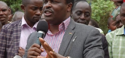 Raila's planned swearing-in is outright terrorism - Tharaka Nithi governor