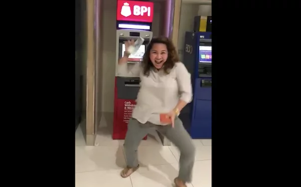 This is how Filipinos rejoiced when BPI ATMs went online again!