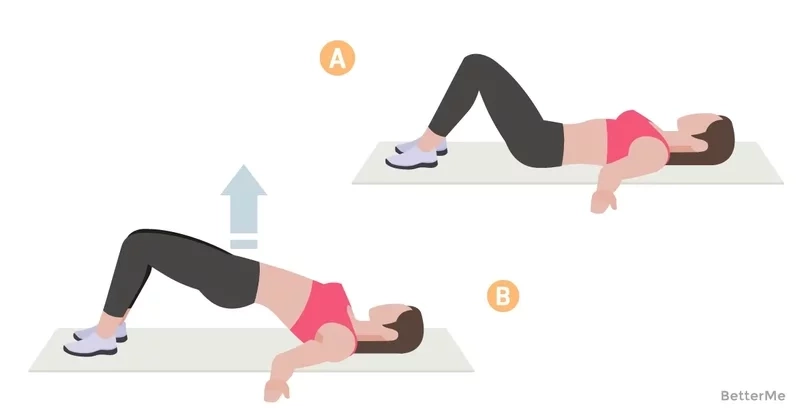 1, 2, 3... and side fat is gone! All you need is this core move