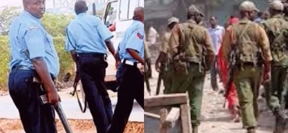 FEAR after police discover 5 bullet riddled bodies in a thicket