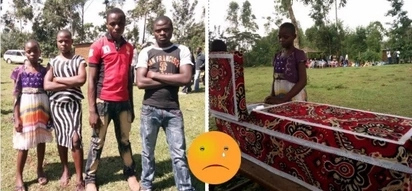 Mother of the Bungoma boy, 9, found dead in a car freed for the strangest reason