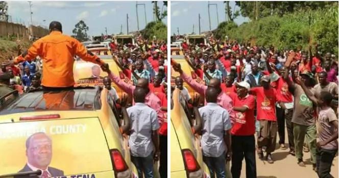 ODM, Jubilee supporters meet in Kakamega
