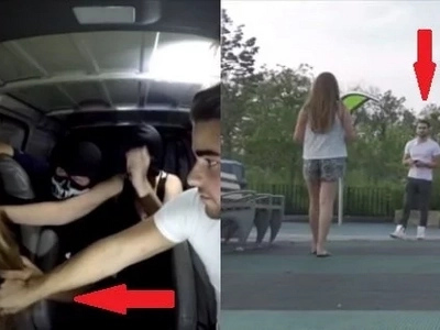 Man tricked an innocent girl to meet up with him and kidnapped her instead!