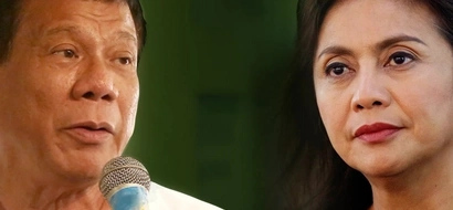 Alarmed VP Leni warns President Duterte: Be careful with your words