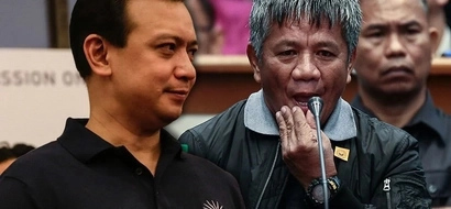 Trillanes says Matobato connection is definitely a thing of the past
