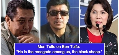 Tulfo vs Tulfo! Mon Tulfo slams brother Ben Tulfo for P60-M ad deal with their sister Wanda Teo