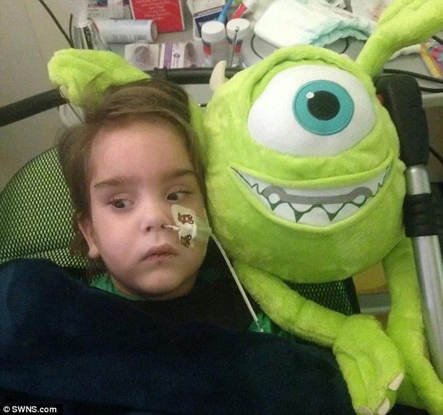 Se ahogó con un sándwich y le causó daños cerebrales