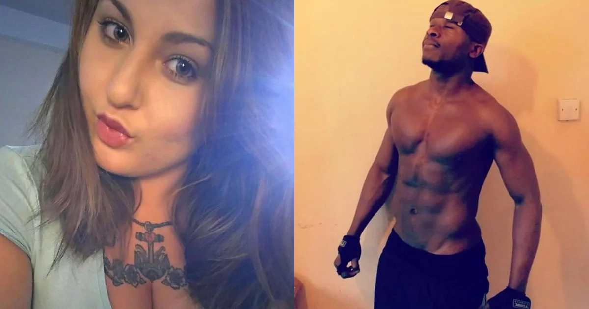 Nigerian boyfriend cheats on woman after she helps him avoid DEPORTATION (photos)