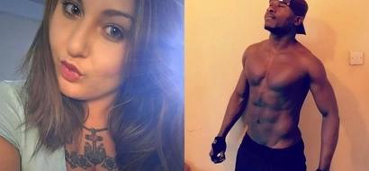 Nigerian boyfriend cheats on woman after she helps him avoid DEPORTATION (photos)