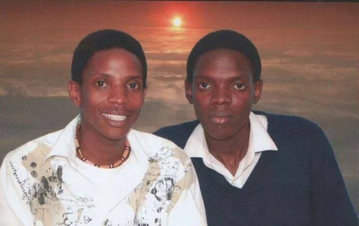 Jaw-dropping throwback photos of top celebrities... Bahati's is a stunner
