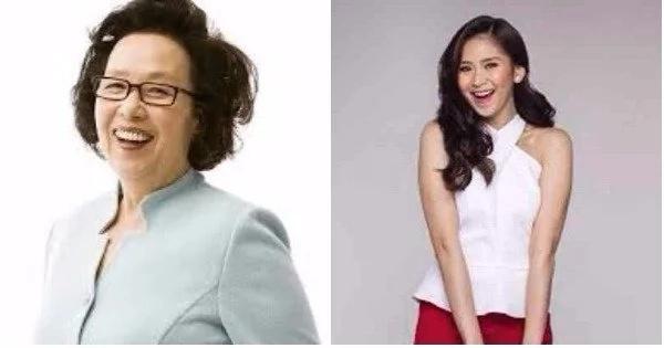 """A """"Kapamilya"""" princess is Shim Eun-kyung in the Filipino adaptation of the South Korean movie """"Miss Granny"""""""