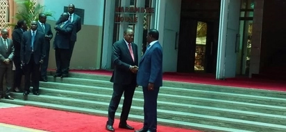Implementation of Uhuru-Raila peace pact to kick off soon after long wait