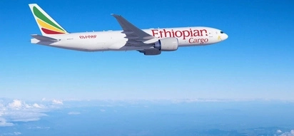 Ethiopian Airlines and Boeing announce an order for four Boeing 777 Freighters in $1.3 billion deal