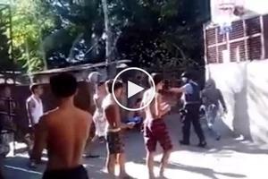 Yung sarap na sarap ka paglalaro tapos may umeksena! Pinoy basketball players share dismay after police interrupted their game