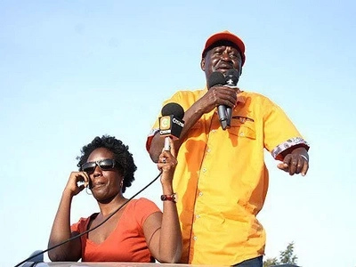 After Raila's daughter formally joined politics, here are 9 Kenyan politicians who took over from their family