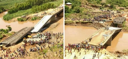 We are equally shocked! Contractors of the collapsed KSh 1.2 billion Sigiri bridge speak