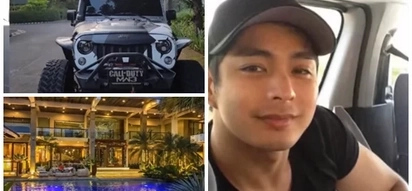 Coco Martin is living in luxury with expensive vehicles & classy mansion in an exclusive village in Fairview, Quezon City.