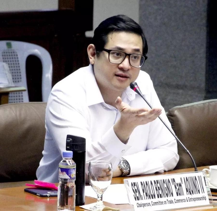 Sen Bam Aquino files bill addressing food wastage