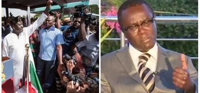 Kalonzo and Mudavadi turned Raila's swearing in event into a Luo affair - Mutahi Ngunyi