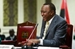 17 drawings of Uhuru Kenyatta that will totally put a smile on your face