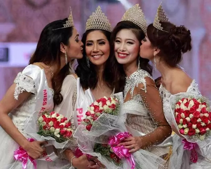 Philippines bet at Miss Asia Global 2017 Mary Eve Adeline Escoto brings back-to-back win