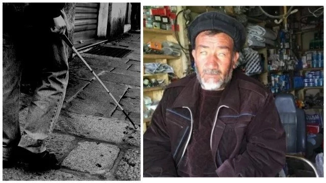 See how 48-year-old man who lost sight during war becomes respected BILLIONAIRE (photos)