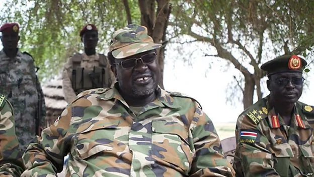 Riek Machar claims his spokesman has been kidnapped in Nairobi