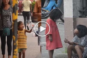 Many homeless kids in Cebu don't survive past age of 5. Watch this hearttouching video filmed on the streets...
