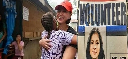 Ang tapang! Angel Locsin risks life being a volunteer in Marawi City