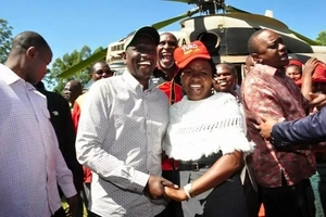 Mtangazaji mwingine maarufu ajiunga na JUBILEE (picha)