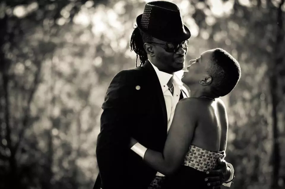 Wahu and Nameless celebrate 11th wedding anniversary
