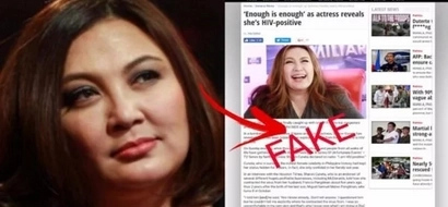 Huwag paniwalaan agad! Sharon Cuneta clarifies that she does not have HIV