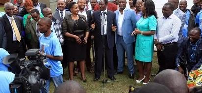 I will stand with Raila again if he vies for the presidency - Kalonzo Musyoka