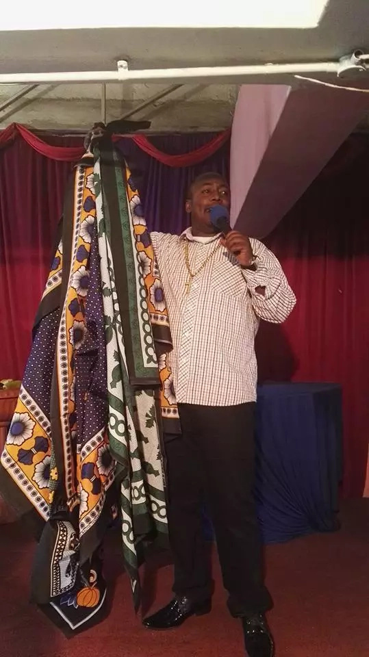 Controversial preacher, Victor Kanyari, goes back into business (photo)