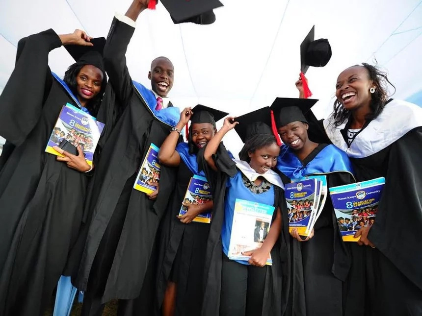 Rwanda ranks MKU as the best university