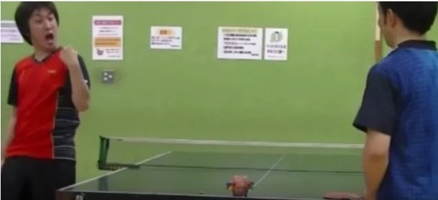 LOL: These Ping Pong trick shots will rock your world
