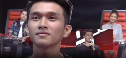 Inspiring The Voice Teens contestant captures many netizens' hearts with emotional performance
