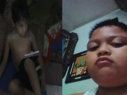 This story behind this Pinoy kid's weight gain is something mothers shouldn't miss
