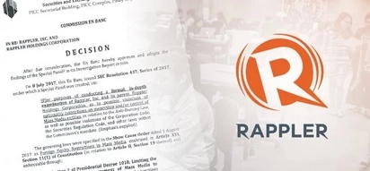 """""""We ask you to stand with us again at this difficult time"""" SEC orders shut down of Rappler's license; Rappler responds to controversy"""