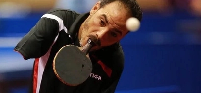 Having no arms does not mean you cannot play the table tennis. All is possible, if you believe!
