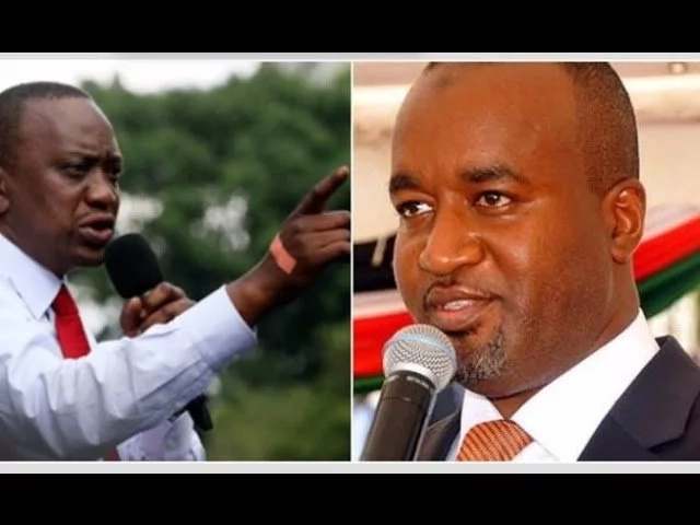Lilian Muli throws major shades at Uhuru Kenyatta over his insults on Joho