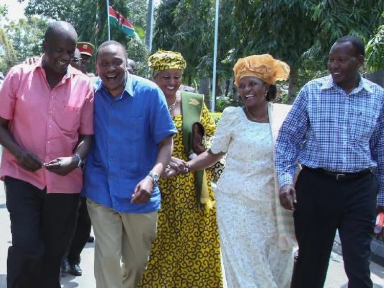 Senate aspirant decamps from Jubilee to CORD coalition