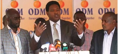 Maasai community demands reward for being loyal to Raila or they will quit ODM in 2022